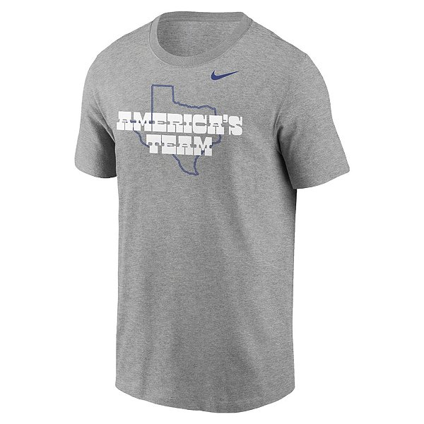 Dallas Cowboys Nike Mens America's Team Short Sleeve T-Shirt
