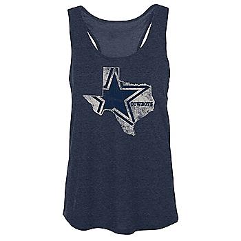 Dallas Cowboys Womens Zoey Tank