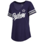 Dallas Cowboys Womens Miko Short Sleeve T-Shirt