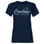 Dallas Cowboys Womens Valentina Short Sleeve T-Shirt