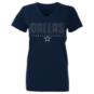 Dallas Cowboys Womens Linze Short Sleeve T-Shirt