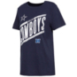 Dallas Cowboys Womens Harwood NFC Short Sleeve T-Shirt