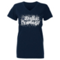 Dallas Cowboys Womens Gizele Short Sleeve T-Shirt