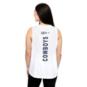 Dallas Cowboys DKNY Sport Womens White Mia Tank