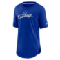 Dallas Cowboys Nike Womens Historic Logo Weekend T-Shirt