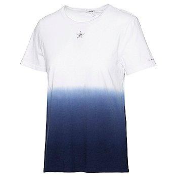 Dallas Cowboys WEAR By Erin Andrews Womens Dip Dye Short Sleeve T-Shirt