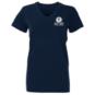 Dallas Cowboys 1960 Womens Banner V-Neck Short Sleeve T-Shirt