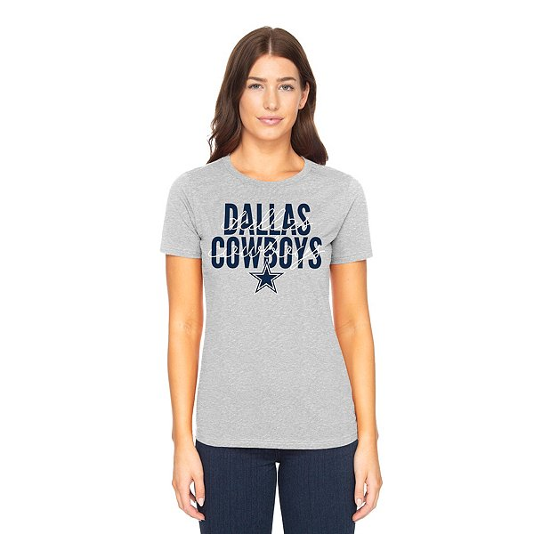 Dallas Cowboys Womens Jaco Short Sleeve T-Shirt