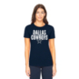 Dallas Cowboys Womens Jaco Short Sleeve T-Shirt