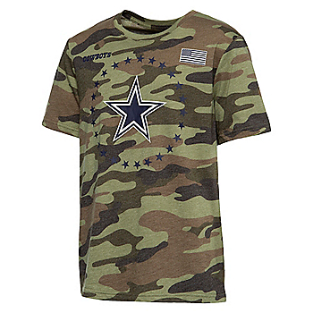Dallas Cowboys Youth Rodeo Short Sleeve T-Shirt