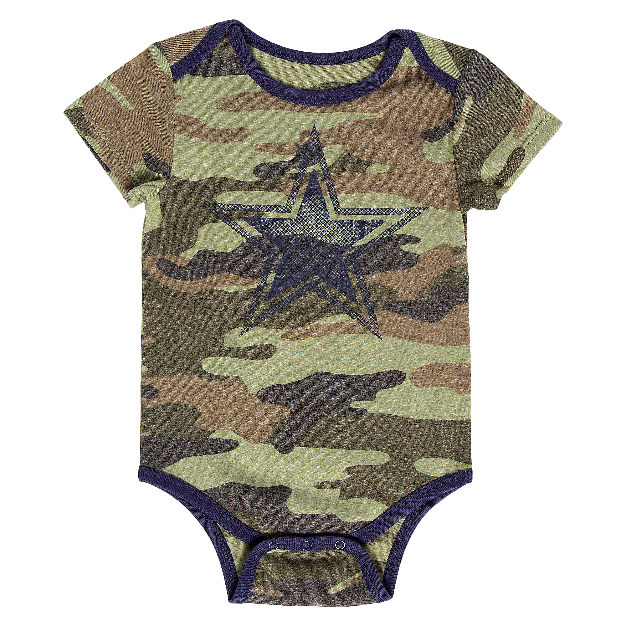 Dallas Cowboys Infant Malik Bodysuit