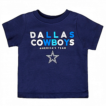 Dallas Cowboys Infant Hensley Bodysuit