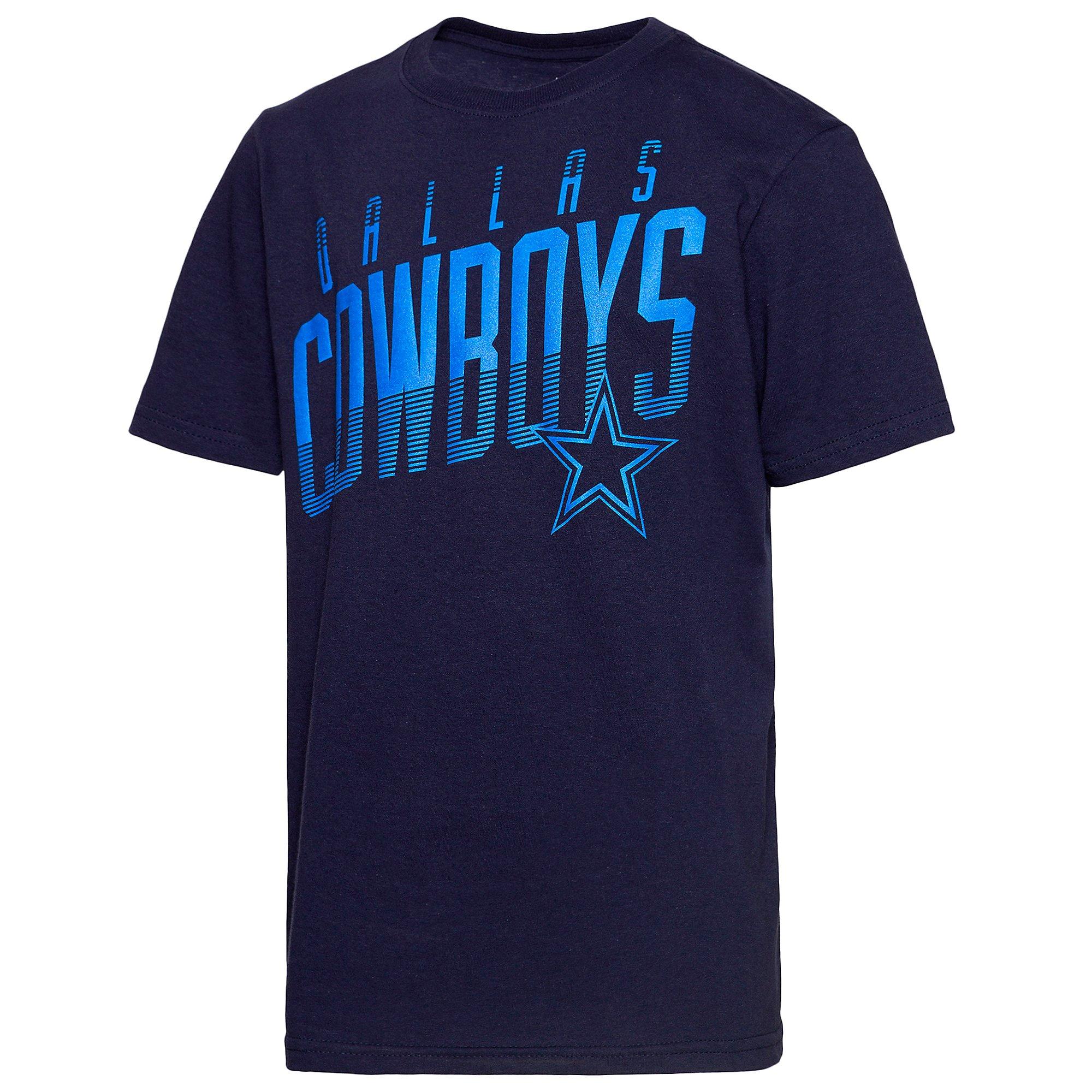 Dallas Cowboys Youth Devon Short Sleeve T-Shirt