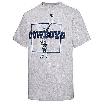 Dallas Cowboys Youth Baylor Short Sleeve T-Shirt