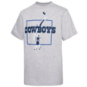Dallas Cowboys Youth Baylor Short Sleeve T-Shirt