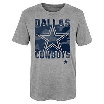 Dallas Cowboys Kids Element Short Sleeve T-Shirt