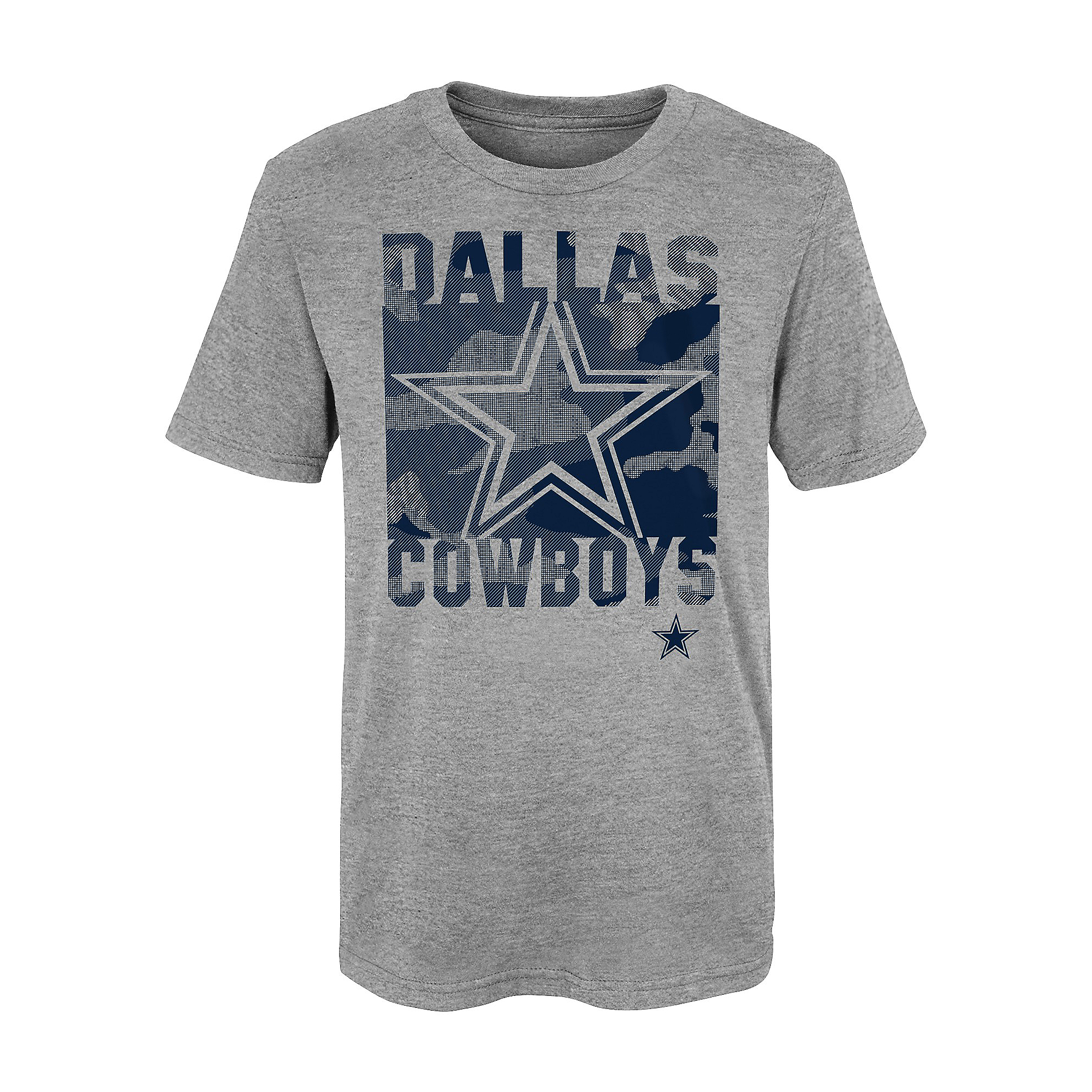 Dallas Cowboys Kids Element Short Sleeve T-Shirt