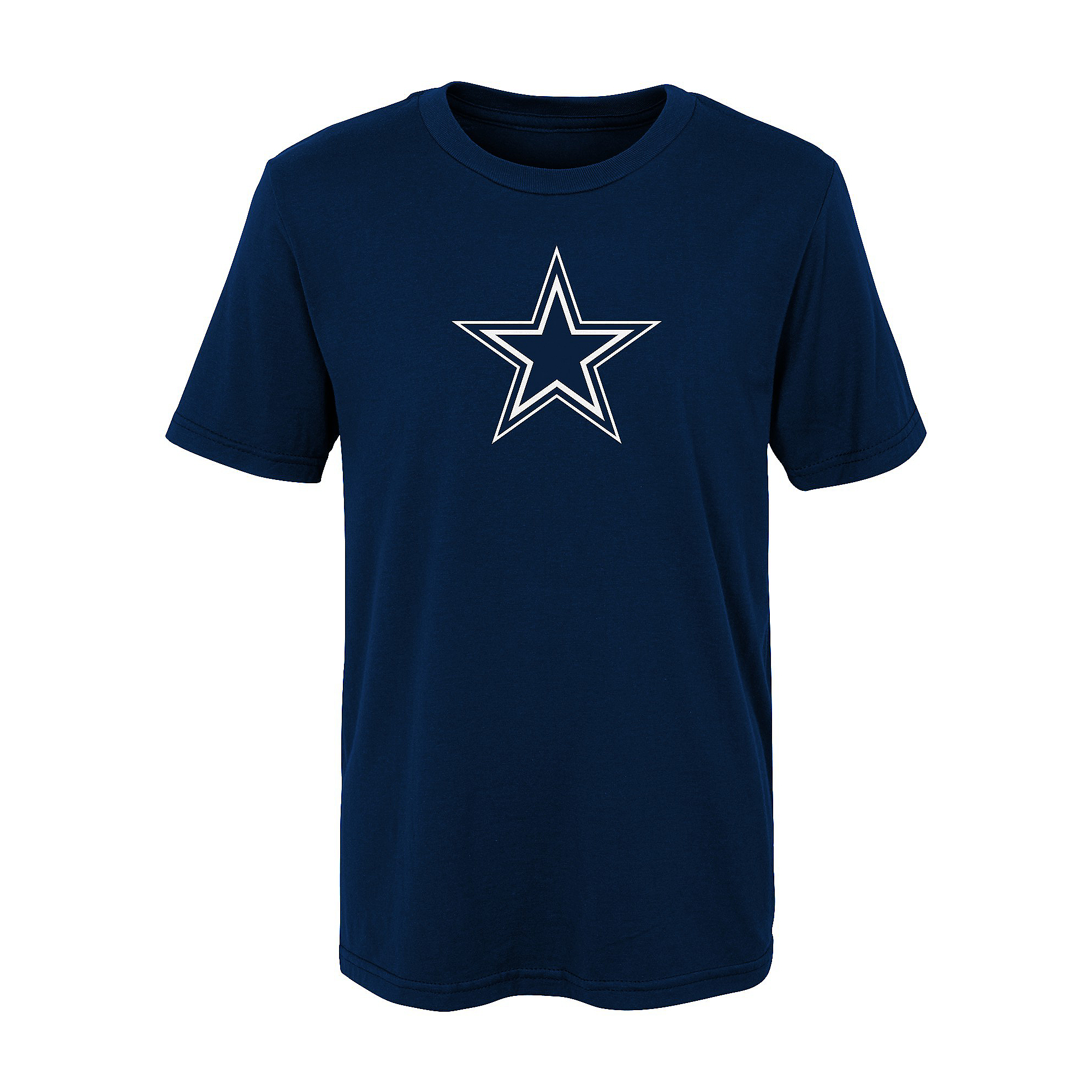 Dallas Cowboys Youth Primary Logo Short Sleeve T-Shirt