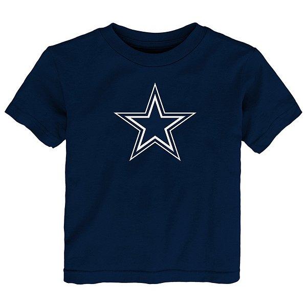 Dallas Cowboys Toddler Primary Logo Short Sleeve T-Shirt