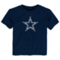 Dallas Cowboys Toddler Primary Logo Short Sleeve T-Shirt