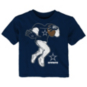 Dallas Cowboys Infant Yard Rush II Short Sleeve T-Shirt