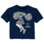 Dallas Cowboys Infant Pom Cheer II Short Sleeve T-Shirt