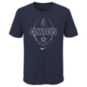 Dallas Cowboys Nike Youth Cotton Icon Short Sleeve T-Shirt