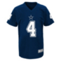 Dallas Cowboys Kids Dak Prescott #4 V-Neck Name & Number T-Shirt