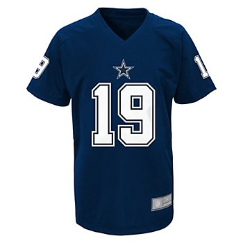 Dallas Cowboys Youth Amari Cooper #19 V-Neck Name & Number T-Shirt