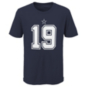 Dallas Cowboys Nike Youth Amari Cooper #19 Name & Number T-Shirt