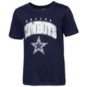 Dallas Cowboys Kids Stripes Short Sleeve T-Shirt