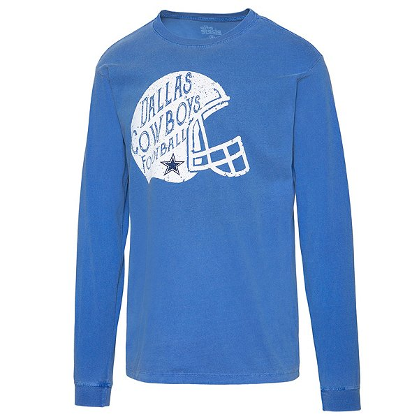 Dallas Cowboys Alta Gracia Unisex Island Wash Long Sleeve T-Shirt