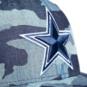 Dallas Cowboys New Era Mens Denim Camo 59Fifty Cap