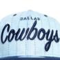 Dallas Cowboys New Era Mens Denim Hit High Crown 9Fifty Cap