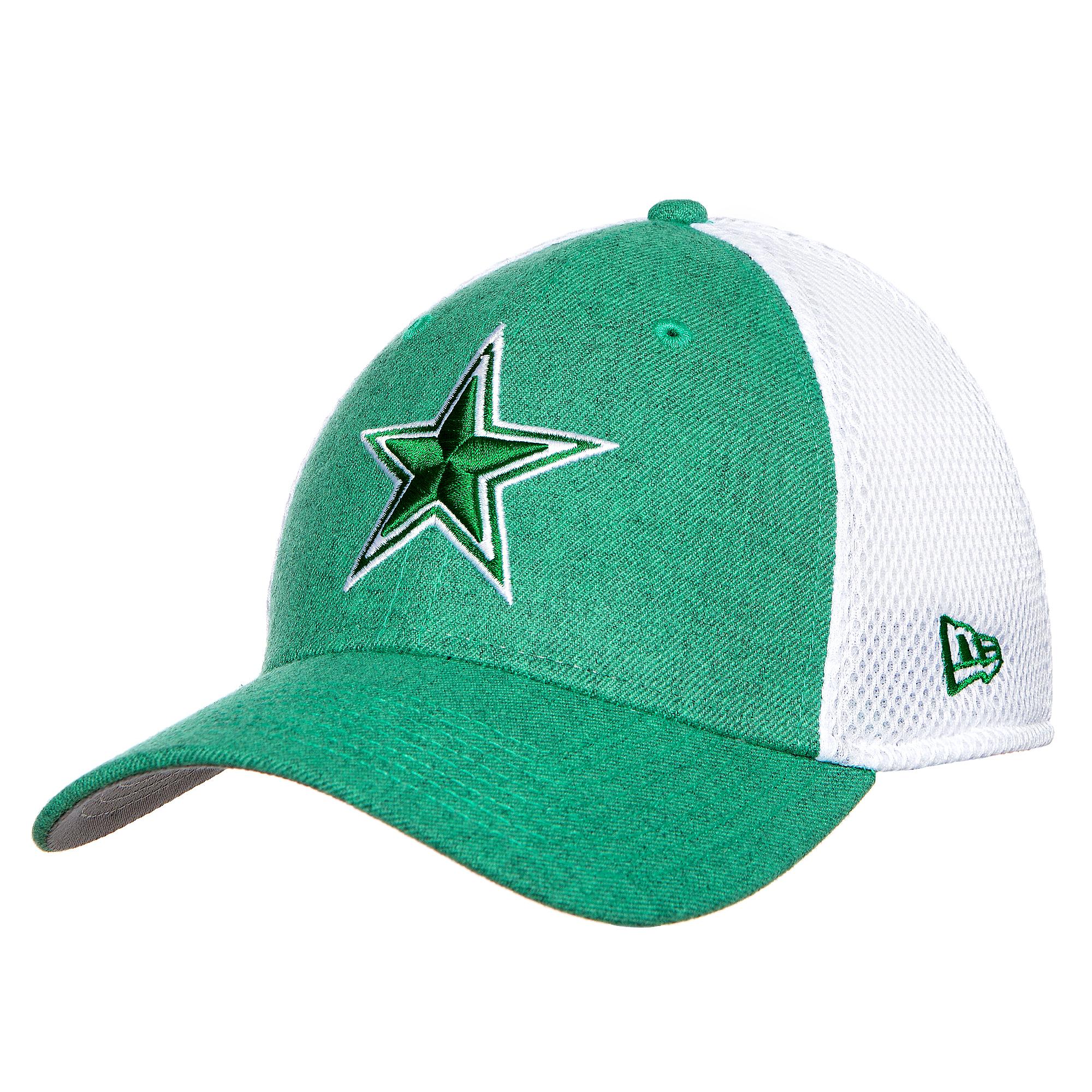 Dallas Cowboys New Era Mens St. Patrick's Day 39Thirty Hat