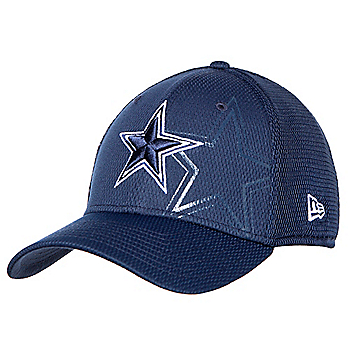 Dallas Cowboys New Era Mens Tonal Neo 39Thirty Cap