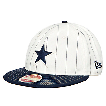Dallas Cowboys New Era Mens Heritage 9Fifty Hat