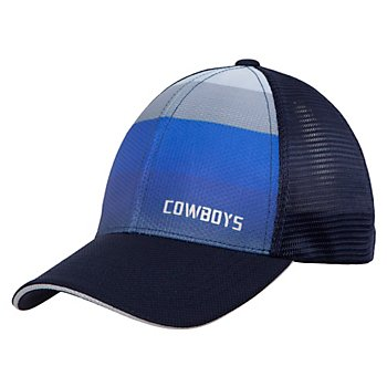 Dallas Cowboys Mens Linseed Snapback Hat