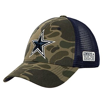 Dallas Cowboys Mens Sequoia Snapback Hat