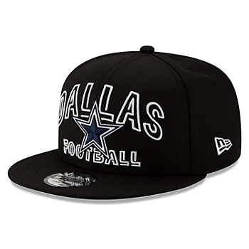 Dallas Cowboys New Era Mens 2020 Draft Alternate 9Fifty Hat