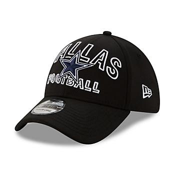 Dallas Cowboys New Era Mens 2020 Draft Alternate 39Thirty Hat