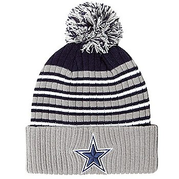 Dallas Cowboys Mens Quintin Knit Hat