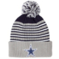 Dallas Cowboys Mens Quintin Knit Hat