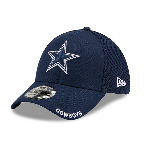 Dallas Cowboys New Era Mens Classic Neo 39Thirty Hat