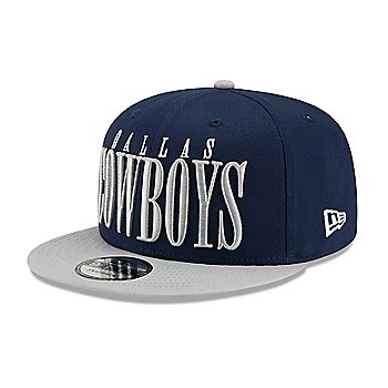 Dallas Cowboys New Era Mens Team Title 9Fifty Hat