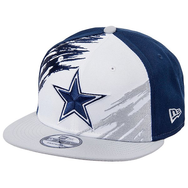 Dallas Cowboys New Era Mens Splatter 9Fifty Hat