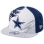 Dallas Cowboys New Era Mens Splatter 9Fifty Hat