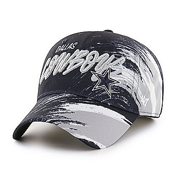 Dallas Cowboys '47 Brand Mens Smokescreen Solo Stretch Fit Hat