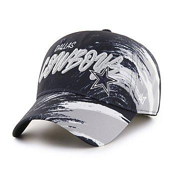 Dallas Cowboys '47 Brand Mens Smokescreen Solo Stretch Fit Hat