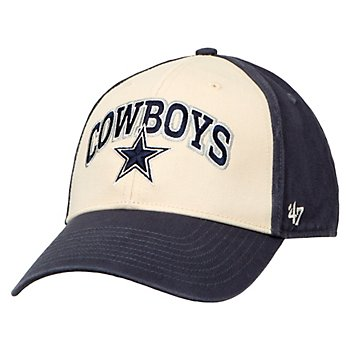 Dallas Cowboys '47 Brand Mens MVP Saga Adjustable Hat